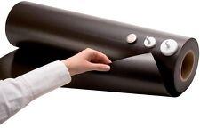 Eisenfolie Ferrofolie unbeschichtet roh braun 0,4mm x  62cm x 1m Meterware