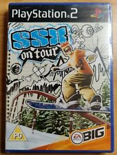 SSX On Tour Sony Playstation 2 PS2 - Brand New & Sealed PS2 Strip - PAL Version
