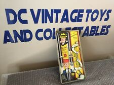 1960's DICK TRACY Braces For Smarts Boys And Girls Official Dress Up Set RARE!!