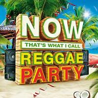 NOW Thats What I Call Reggae Party [CD]