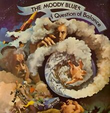 The Moody Blues - A Question Of Balance (LP) (EX/VG+)