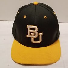 Gametek The Game Fitted Hat NCAA Baylor University Size 6 3/4