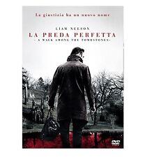 LA PREDA  PERFETTA (DVD) con Liam Neeson, Maurice Compte, Patrick McDade