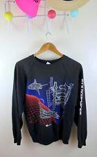 Vintage NASA Space Shuttle Sweatshirt 1988 Rockwell L Blackbird Rocketdyne 80s