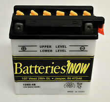 12N5-4B MOTORCYCLE / POWERSPORT BATTERY WITH ACID PACK ** FREE SHIPPING