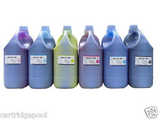Pigment Refill Ink(CMYKLCLM) for Epson SureLab D3000 Printer 6Gallon ink
