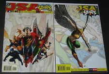 JSA: All Stars 1 & 2 - Mini-Series (2003, DC) 1st Print (2) comic lot