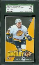 1995 PRO MAG # 22 ALEXANDER MOGILNY TEST PROOF SGC 9  SOLO FINEST 1 OF 28 MADE