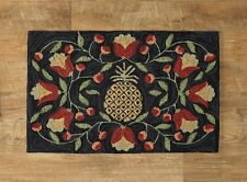 """Pineapple Hand-Hooked Rug by Park Designs - 24"""" x 36"""""""