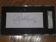 PATRICK KANE AUTOGRAPHED CUT/INDEX CARD-SGC SLAB-ENCAPSULATED-BLACK HAWKS