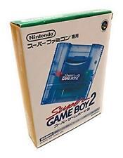 Super Famicom Super Game Boy 2 Complete Japan SFC SNES