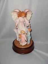 Seraphim Angel Tamara Blessed Guardian Children's Prayer Music Box Roman