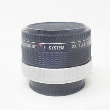 Tamron SP 2X 7 Element MC Auto Tele Converter for Canon FD FL 35mm SLRs & Lenses