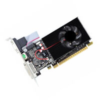 PCI-E GT730 2GB Graphics Card 64Bit DDR3 GT 730 2G D3 DVI VGA Game Video Cards