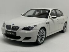 1:18 Kyosho BMW E60 M5 V10 Weiß OVP / white with box