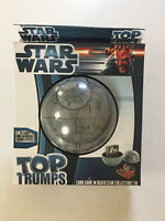 Top Trumps Card Game - Star Wars Death Star Collector's Tin with 2 packs