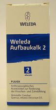 Weleda Aufbaukalk 2 Pulver abends 50g PZN: 11514475