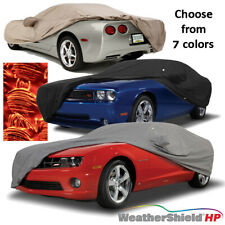 COVERCRAFT Weathershield HP CAR COVER for 1997 to 2004 Chevrolet Corvette C5