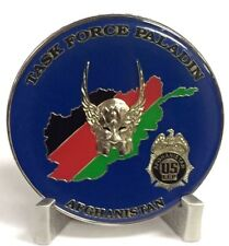 RARE Task Force Paladin CIED-IS Investigative Surveillance Program LEP Coin #072