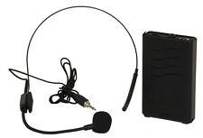 Micrófono inalámbrico de auriculares para IBIZA 207.5 MHz-Repuesto para el puerto 12