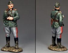 KING & COUNTRY WW2 GERMAN ARMY WS277 SMOKING GENERAL MIB
