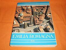 emilia romagna atlas 1981 in 8° illustrato colori