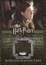 Harry Potter Order of the Phoenix Update Ginny Weasley's C7 Costume Card a