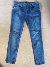 Zara Man Blue Jeans W34 L30