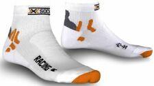 X-Socks Socken Bike Racing weiß