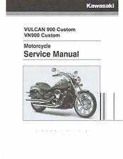 Kawasaki service manual 2007, 2008, 2009 & 2010 VULCAN 900 Custom & VN900 Custom