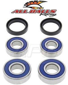 All Balls Wheel Bearing /& Seal Kit Rear 99-07 BMW F650 08-15 G650GS MODELS