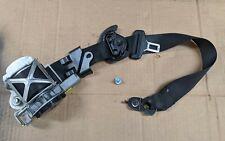 MERCEDES BENZ C300 W204 OEM 08-14 FRONT LEFT DRIVER SIDE SEAT BELT BLACK