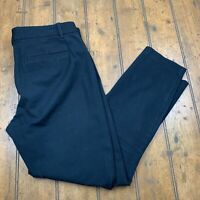 Gap for Good Womens 8 Regular Signature Skinny Ankle Pants Black Stretch
