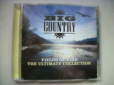Big Country: Fields Of Fire - The Ultimate Collection (2CD's)