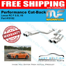 Magnaflow Street Series SS Cat-Back For 2015-2017 Lexus RC F 5.0L V8 19182