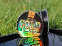 Browning Black Magic Gold Braid 150m Various Sizes