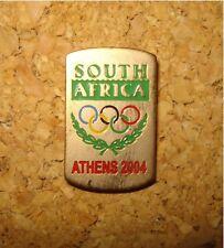 SUDAFRICA GIOCHI OLIMPICI PIN-ATENE 2004