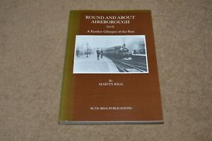 ROUND & ABOUT AIREBOROUGH 2 local history book Guiseley Rawdon Yeadon Horsforth