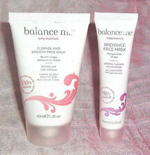 Balance Me Travel Size Skin Cleansers