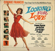 "CONNIE FRANCIS ""LOOKING FOR LOVE"" B.O. FILM 60'S LP MGM 4229"