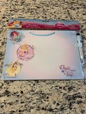 Disney Princess Dry Erase Board New