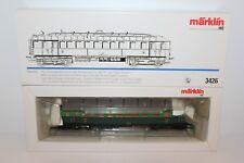 Märklin 3426 Delta Digital Triebwagen Serie 600 SNCB Spur H0 in OVP