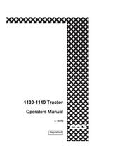 CASE IH 1130,1140 TRACTOR COMPLETE OPERATOR`S MANUAL