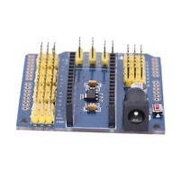 Arduino Nano V3.0 ATMEGA328P Shield I/O Extension Board Expansion Module TO