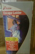 Kidde 2 Story Fire Escape Ladder 13 Feet Model# KL-2S 468093
