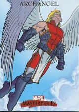 Marvel Masterpieces 2007 Base Card #5 Archangel