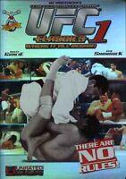 UFC Classics 1: The Beginning [New DVD]
