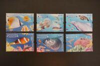 2019 China Hong Kong Underwater World of Hong Kong Special Stamps MNH