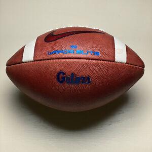 2019 Florida Gators Game Ball Nike Vapor Elite NCAA Football - University SEC