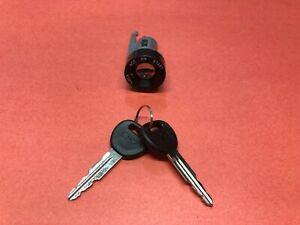 2004-2008 CHEVROLET AVEO IGNITION LOCK CYLINDER WITH 2 KEYS NEW!